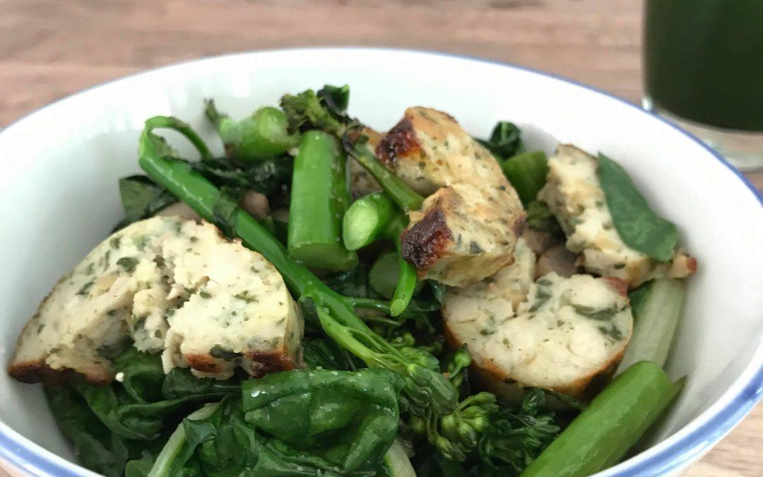 Garlic Greens